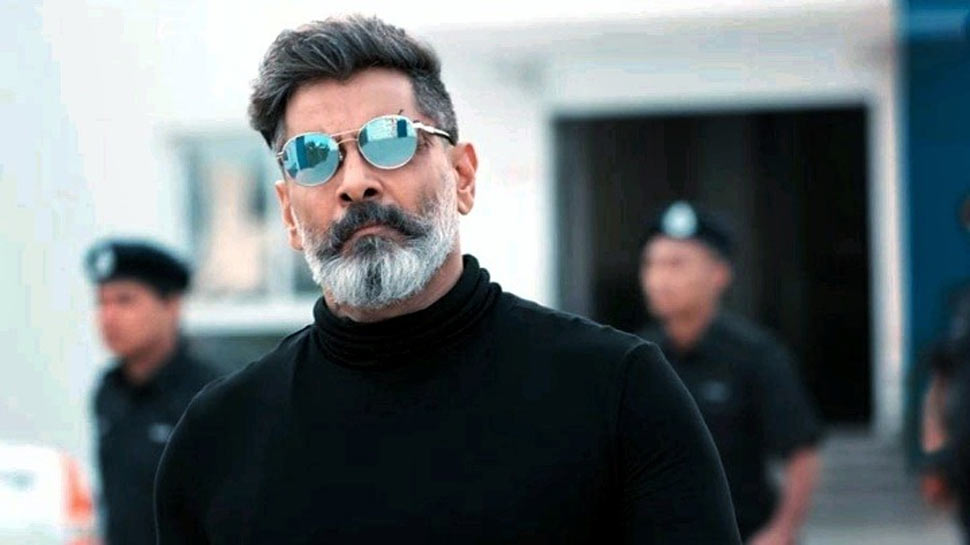 Fans trend 'Happy Birthday Chiyaan Vikram' on south superstar's birthday!