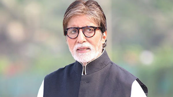 Amitabh Bachchan Gives A Shout-out To Sanitation Workers