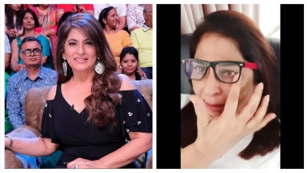 Archana Puran Singh Breaks Down On Being Called Budhi | Archana Requests People Not To Make Negative Comments