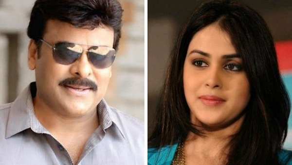 Genelia D'Souza To Make A Comeback In Tollywood With Chiranjeevi's Lucifer Remake