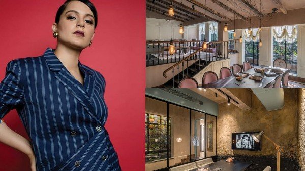 Inside Pictures Of Kangana Ranaut's Rs 48 Crore Office In Pali Hill In Mumbai | Inside Pictures Of Kangana Ranaut's Pali Hill Office