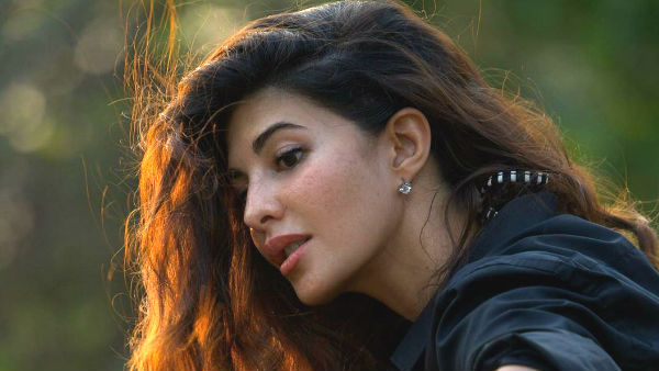 Jacqueline Fernandez's State Of Mind Is Just Self-Reflection And Positivity