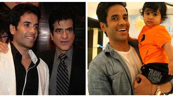 Jeetendra Says He Was Not Even 1 Percent Of What Tusshar Kapoor Is As A Father