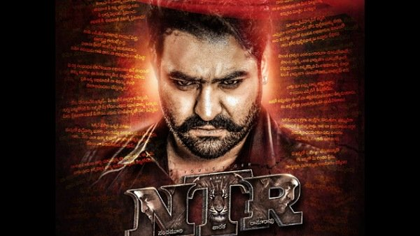 Jr NTR's Birthday Design Is Finally Out! Achieves The Feat Of Releasing In Most Number Of Languages!
