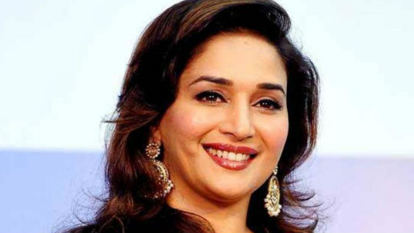 Madhuri Dixit Sons Tell Her If Her Work Is Cheesy   They Liked Her New Song Candle