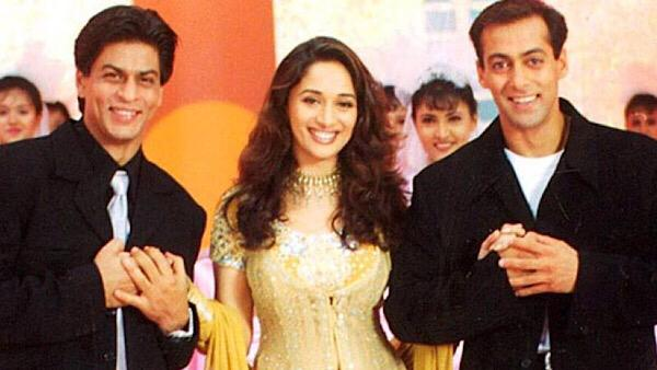 Madhuri Dixit Wants To Collaborate With Shah Rukh Khan And Salman Khan | Find Out