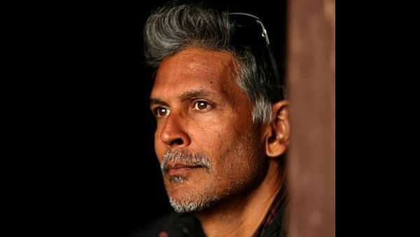 Milind Soman Shares His Controversial Photoshoot On Instagram