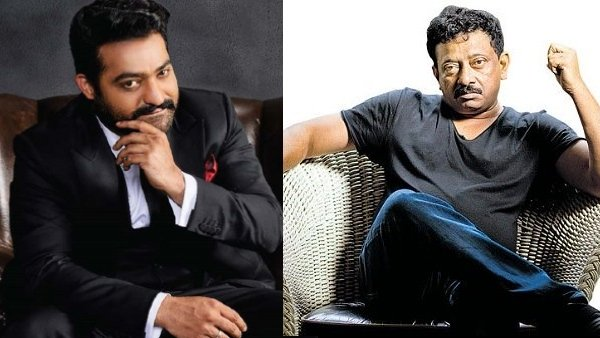 RGV Expresses His Desire To Become Gay, And The Credit Goes To Jr NTR! Read To Find Out Why!