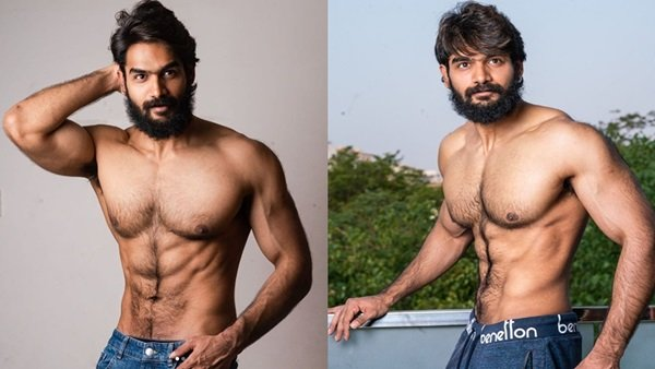RX 100 Actor Kartikeya Gummakonda Flaunts A Ripped Look With Six-Pack Abs