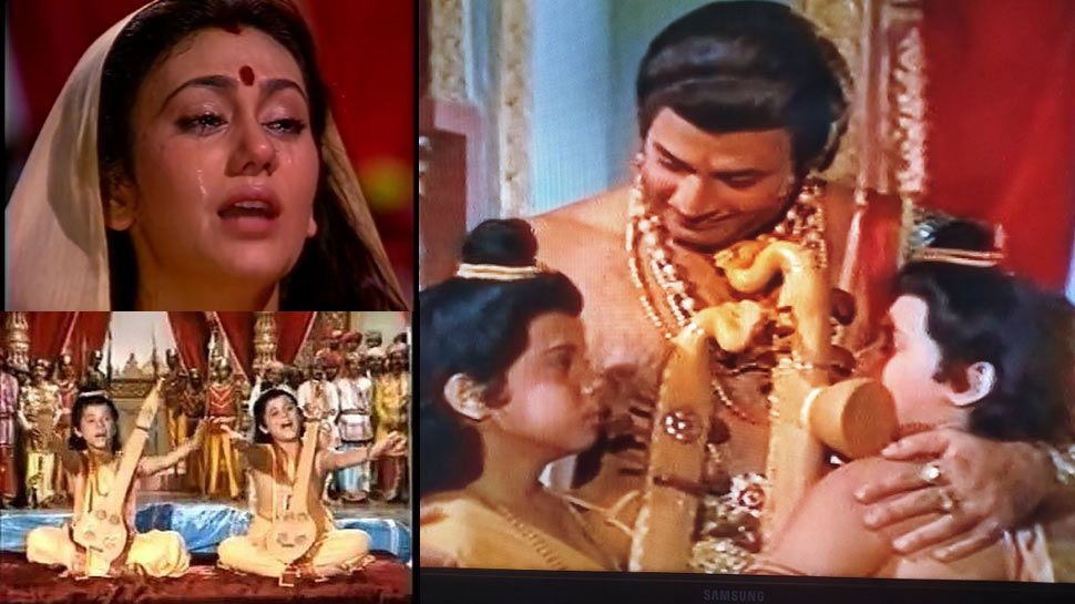 Ramayan fans cried watching these scenes from 'Uttar Ramayan' - Check tweets