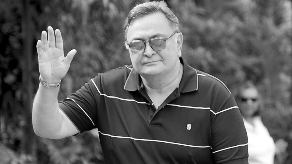 Rishi Kapoor's last film producer on working with him