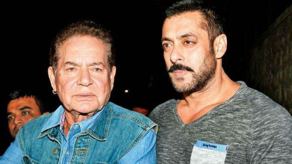 Salim Khan Says No Special Food Was Prepared Without Salman Khan At Home