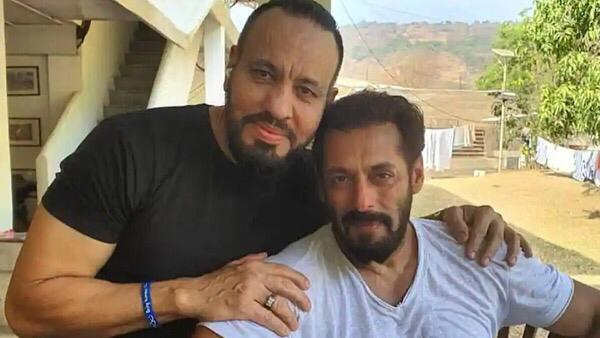 Salman Khan Bodyguard Shera Celebrates Eid With Him | My Eid Is Not Complete Without My Maalik
