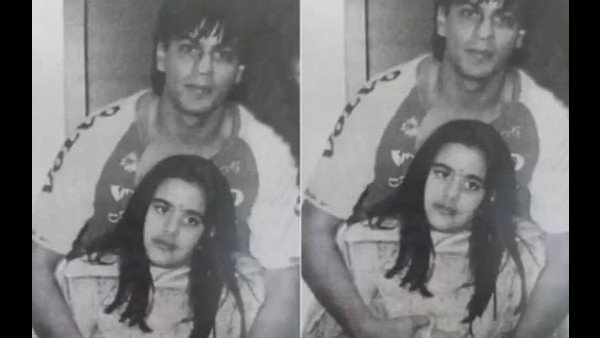 Sanjay Dutt's Daughter Trishala Recalls Her Fan Moment With Shah Rukh Khan Back In 90s
