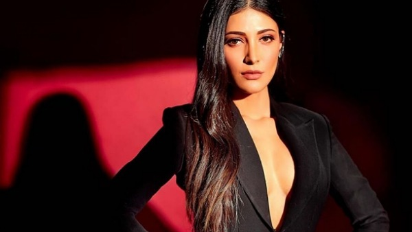 Shruti Haasan Opens Up About Falling In Love: 'I Am Romantic In The Head, But Then I Like My Space'