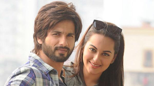 Sonakshi Sinha On Old Relationship Rumours With Shahid Kapoor | They Did Not Bother Me