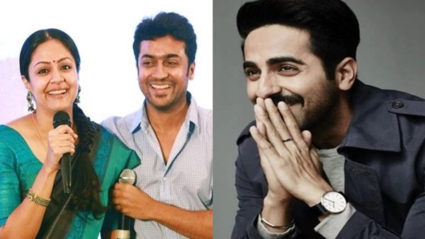 Suriya And Jyotika Love To Watch Ayushmann Khurrana's Films; The Gulabo Sitabo Actor Reacts