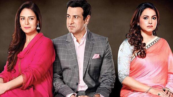Television Industry Iconic Couples Assemble For The Launch Of Kehne Ko Humsafar Hain 3