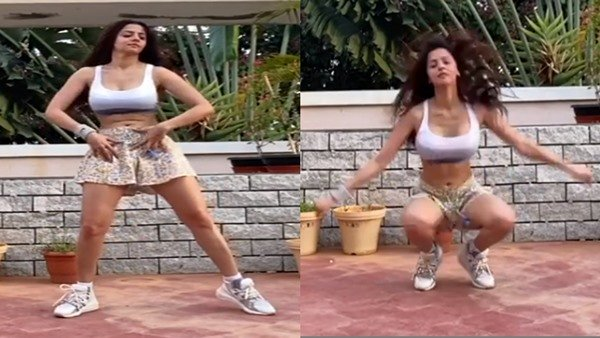 Vedhika Kumar Breaks The Internet With Her Sizzling Dance Moves Amid Lockdown