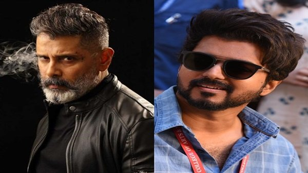 Vikram's Cobra Comes To The Rescue Of Vijay's Master; Read How
