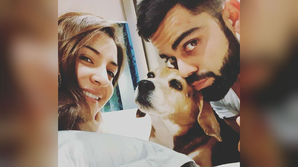 Virat Kohli, Anushka Sharma mourn death of pet dog Bruno: Gone to a better place