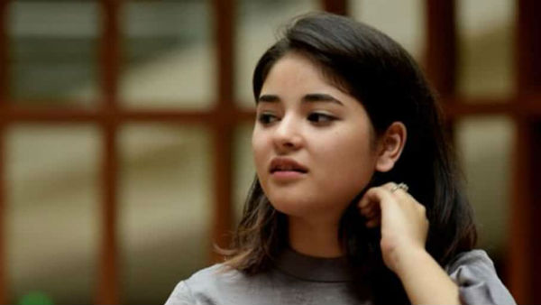 Zaira Wasim Returns To Twitter, Says She Is Just A Human