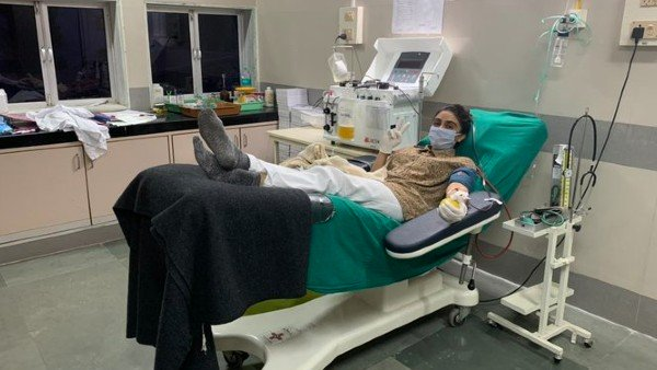 Zoa Morani On Donating Plasma For The Second Time: Last Time It Helped Get A Patient Out Of ICU