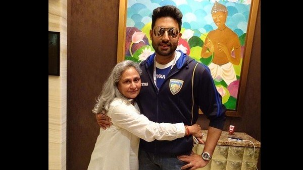 Abhishek Bachchan Reveals How He Ended Up Sharing Screen Space With Mom Jaya Bachchan In A Film