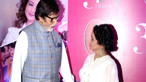 Amitabh Bachchan Impressed By Divya Dutta's Poem; Actress Says 'This Means The World To Me'