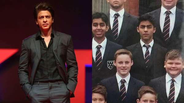 Aryan Khan Looks Dapper Like His Father In These Throwback Pics From School Days