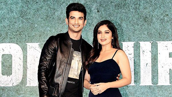Bhumi Calls Sushant A 'Neutron Star' In Touching Poem