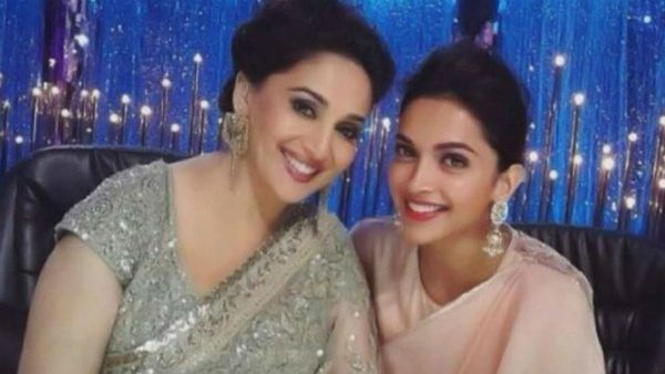 Deepika Padukone Also Carries These Larger Than Life Kind Of Roles Very Well, Says Madhuri Dixit