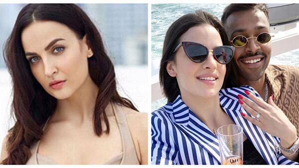 Elli Avram Clears Up Speculation Around Her Post, After Ex Hardik Pandya's Engagement