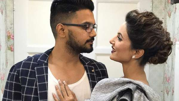 Hina Khan Reveals Who Proposed First Between Her And Beau Rocky Jaiswal