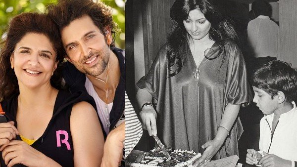 Hrithik Roshan's Mom Pinkie Roshan Shares A Secret About Him From His Childhood Days