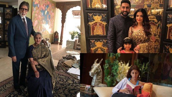 Inside Pictures Of Amitabh Bachchan's Jalsa House In Mumbai | Amitabh Bachchan Jalsa House Inside Pictures