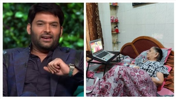 Kapil Sharma Overwhelmed As 82-year-old Woman Wished To Watch TKSS After Getting Discharged