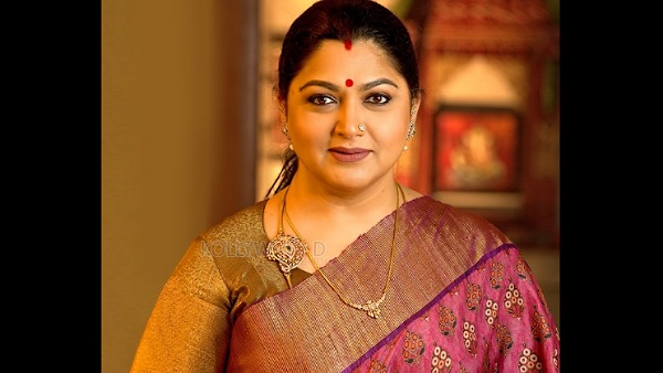 Khushbu Apologises To Media Over Her Leaked Audio Clip Against Journalists!