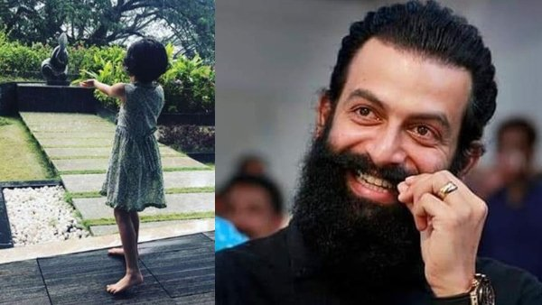 Prithviraj Sukumaran Receives A Special Present From Daughter Alankrita On Father's Day: Picture Goes Viral!