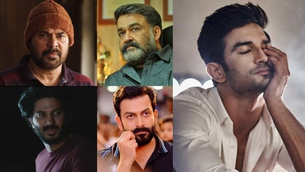 RIP Sushant Singh Rajput: Mammootty, Mohanlal And Other Malayalam Celebs Mourn His Demise