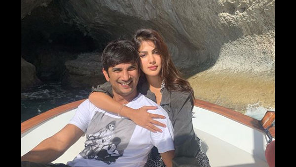 Rhea Chakraborty Confirmed Her Wedding With Sushant Singh To A Property Dealer