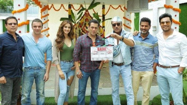 Salman Khan's Radhe: An Insider Reveals Interesting Details About The Songs In The Film
