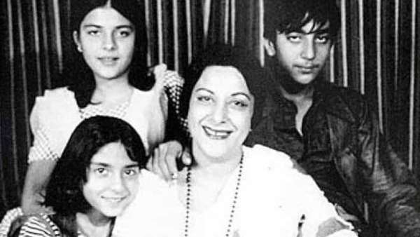 Sanjay Dutt Remembers Mother Nargis On Her 91st Birthanniversary, Shares Special Message