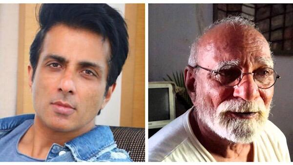 Sonu Sood Promises To Help Munnabhai MBBS Actor Surendra Rajan To Reach Home