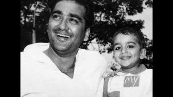 Sunil Dutt's Birth Anniversary: Son Sanjay Dutt Remembers Him With A Moving Post