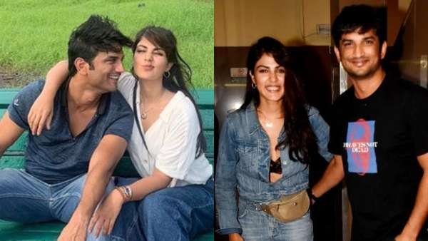 Sushant Singh Rajput And Rhea Chakraborty Were Supposed To Start Shooting For A Rom-Com