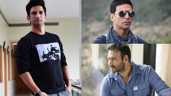 Sushant Singh Rajput Commits Suicide: Akshay Kumar, Ajay Devgn And Others Condole His Death | B-Town Celebs React To Sushant Singh Rajput Suicide