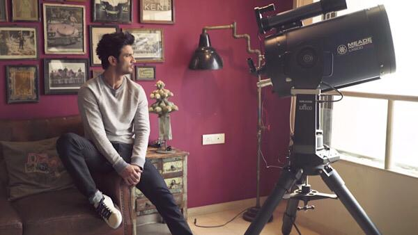 Sushant Singh Rajput Had Great Interest In Astronomy | Used To Star Gaze From His Living Room