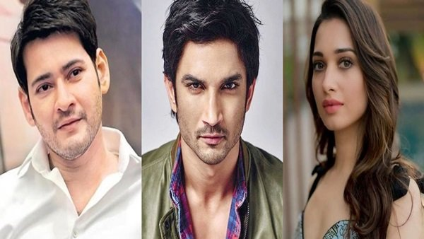 Sushant Singh Rajput No More! Mahesh Babu, RGV, Tamannaah & Other South Stars Mourn His Death