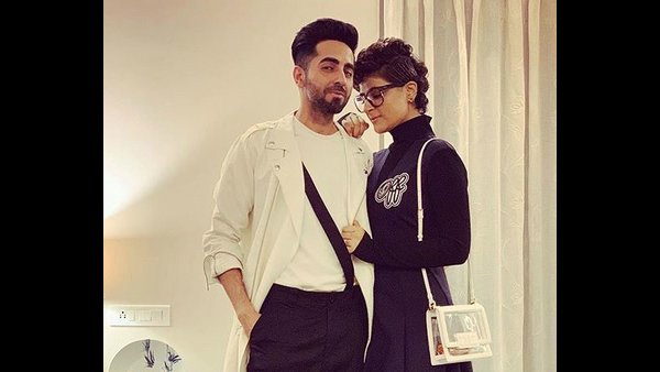 Tahira Kashyap Would Love To Direct Hubby Ayushmann Khurana   I Need To Earn That Position